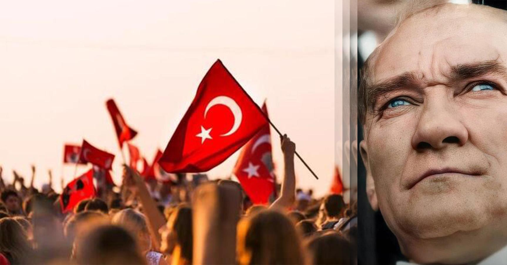 Anıtkabirde Cumhuriyet Bayramı Coşkusu