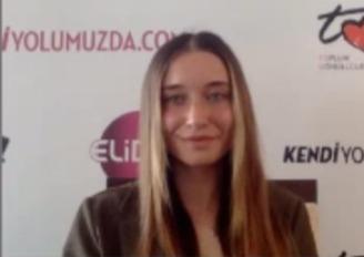 Aleyna Hadımoğlu-Olimpik Milli Sporcu