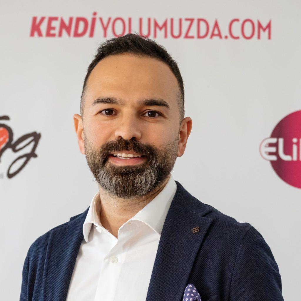 Alper Eroğlu-Unilever Türkiye Güzellik ve Kişisel Bakım Kategorisinden Sorumlu Pazarlama Direktörü ve Yönetim Kurulu Üyesi