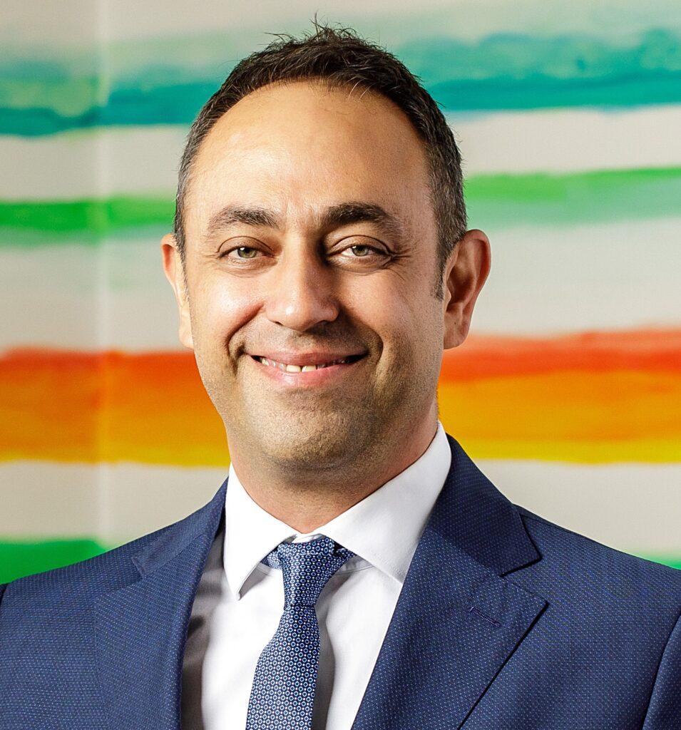 Hamdi Erçelik-Borusan Limanı Genel Müdürü