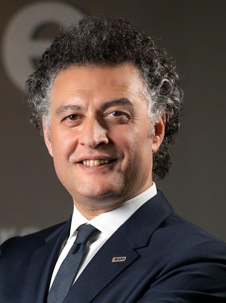 Altuğ Akbaş-Kaleseramik Genel Müdürü
