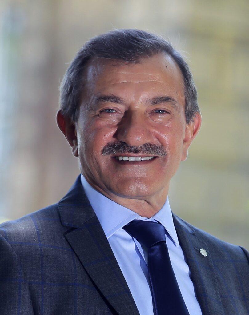Ömer Karadeniz-Plastik Sanayicileri Federasyonu (PLASFED) Yönetim Kurulu Başkanı