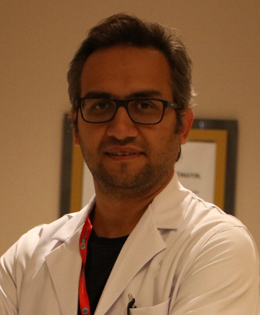 Dr. Emrah Güleş-Üsküdar Üniversitesi NPİSTANBUL Beyin Hastanesi Psikiyatri Uzmanı