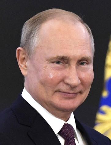 Vladimir Putin-Rusya Devlet Başkanı