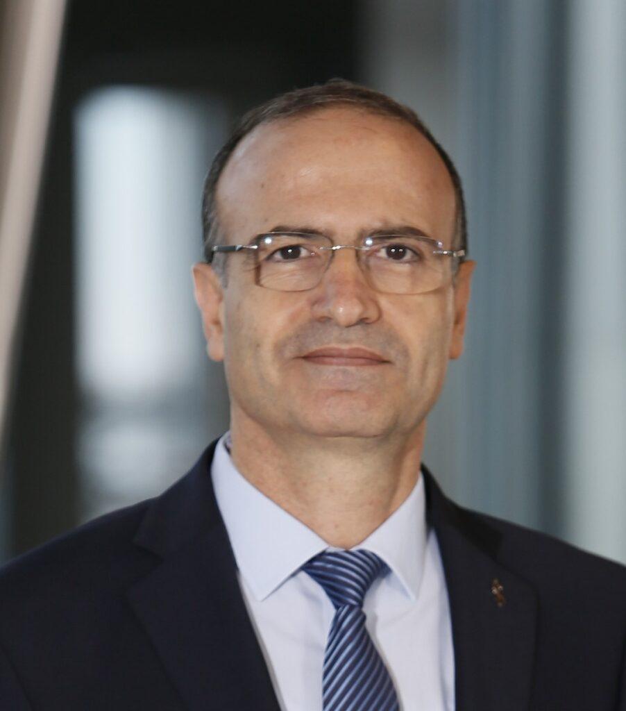 Şahismail Şimşek-İş Bankası Genel Müdür Yardımcısı