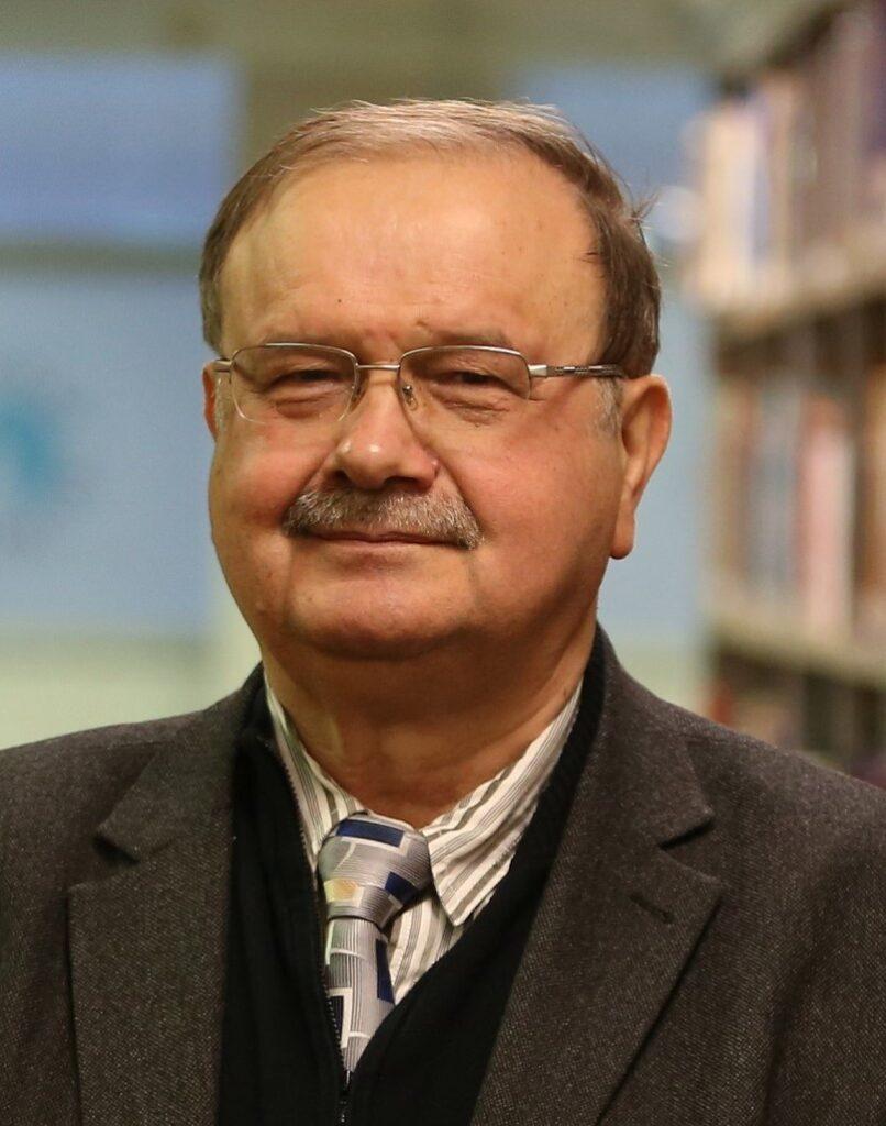 Prof. Dr. Selim Şeker-Üsküdar Üniversitesi MDBF Elektrik-Elektronik Mühendisliği - Bölüm Başkanı