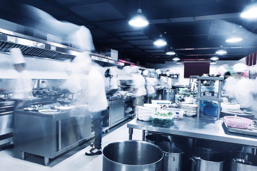 """""""Ürün Alman VDI 2052 ve İngiliz DW/172 standartları ve bunlara ek; ASHRAE 154 standartlarına uygun olarak farklı mutfak yoğunlukları için tasarım kuralları oluşturuldu."""""""