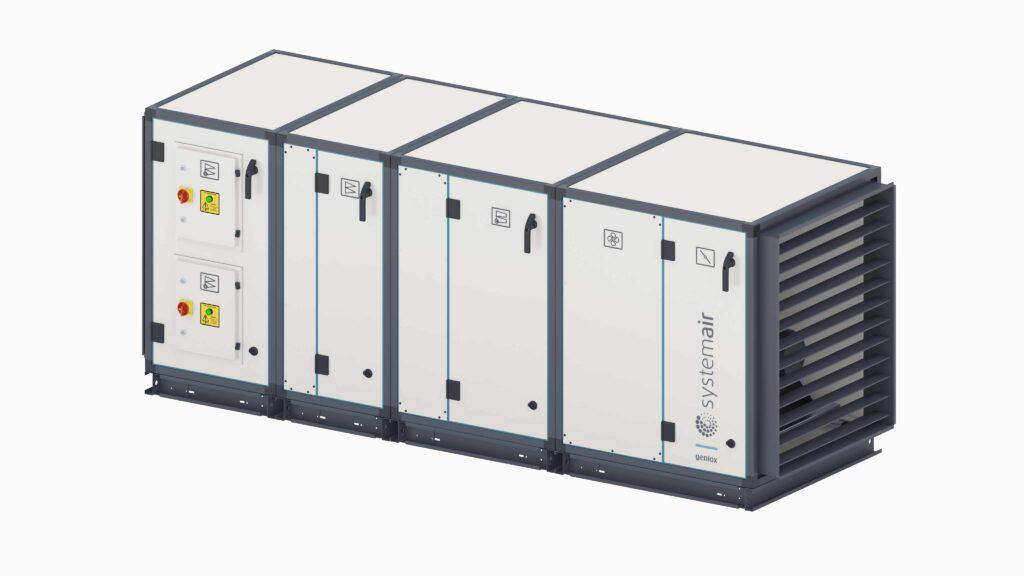 Geniox VOClean Ekoloji Ünitesi; aktif karbon filtre, elektrostatik ayrıştırıcı filtre ve UV-V lamba opsiyonlarıyla her mutfağın ihtiyaçlarına uygun konfigürasyon imkanı sağlıyor.