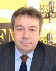 İbrahim Okumuş-Afyonkarahisar Valiliği Tanıtım Ofisi Koordinatörü